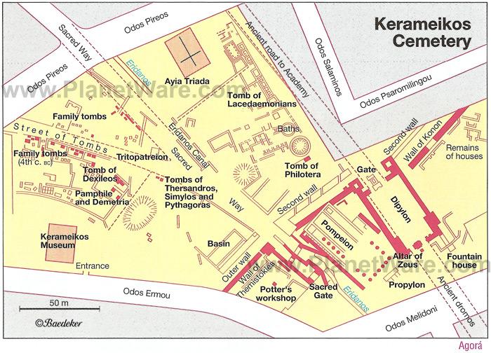 athens-kerameikos-cemetary-map