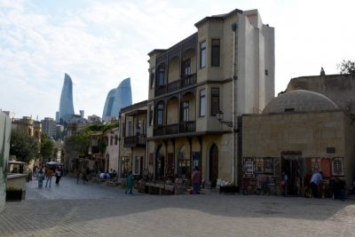 Azerbaijan. July 2015