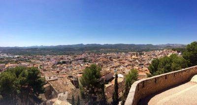 Segorbe, Spain. August 2016