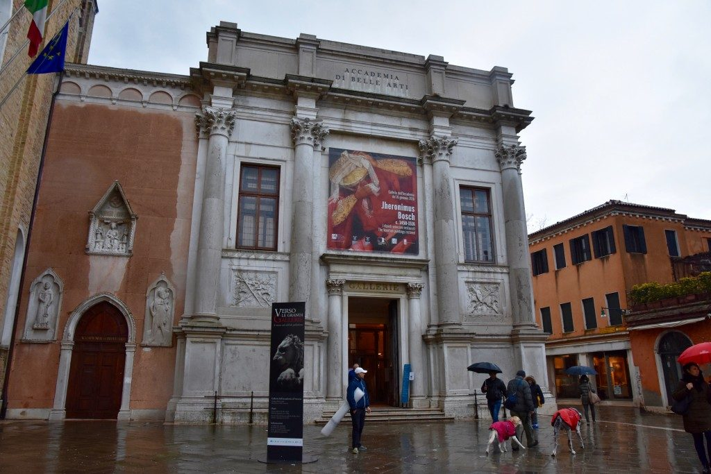 You Can Follow The Audio Guide Or Rick Steves Tour Of Accademia For This Blog I Go With Second One